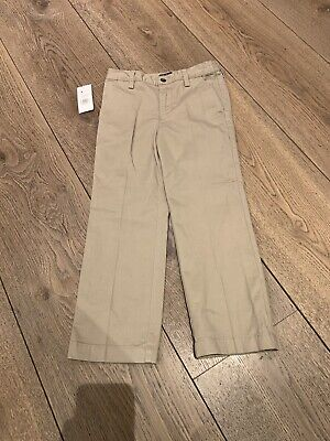 Polo Ralph Lauren Boys Beige Chatfield Chino Trousers Pants Size 6 years
