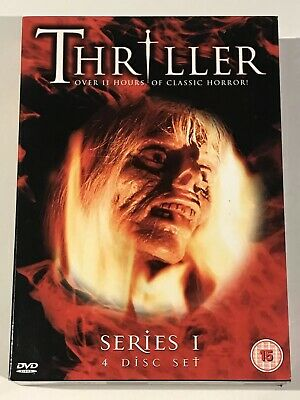 Thriller The Complete Season Series 1 One First 4 Disc Dvd Boxset