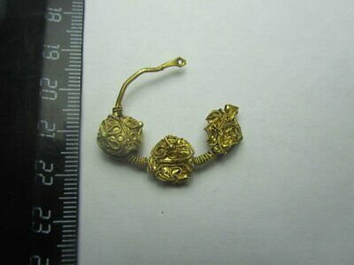 Byzantine gold 10th-12th century Jewelry of the Byzantine Empire