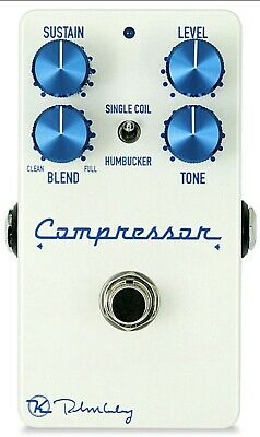 Keeley Electronics Compressor Plus LTD Pearl White Japan Limited Effects Pedal