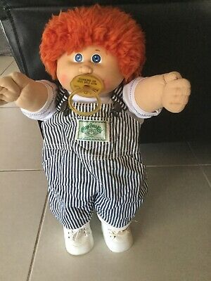 Cabbage Patch Kids -rare 1983