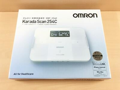 kc02 Omron KARADA Scan Body Composition meter diet decision function HBF-701