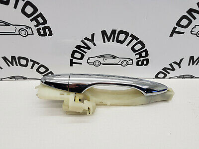 2014 HYUNDAI iX35 REAR RIGHT DRIVER SIDE OUTTER DOOR HANDLE CHROME