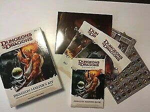 Dungeons And Dragons Fourth Edition Essentials Dungeon Master's Kit D&D 4E