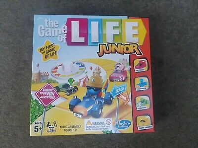 The Game of Life Junior – Never used in fantastic condition!