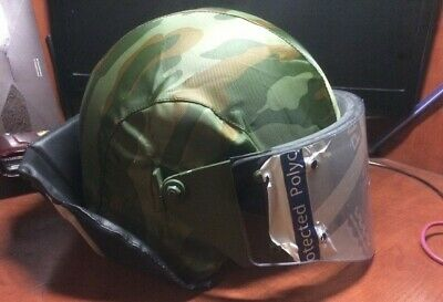 ZSh-1-2M Brand New Helmet With Cover