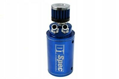 Oil Catch Tank M-8745 D1Spec 15Mm Blue + Filter