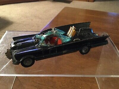 CORGI 77315 VINTAGE 1970/'S DC COMICS BATMOBILE BATMAN BMBV1 2005 1//43 IN BOX