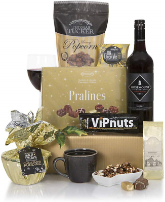 The Gold Standard Christmas Hamper - Christmas Hampers and Gift Baskets - Xmas