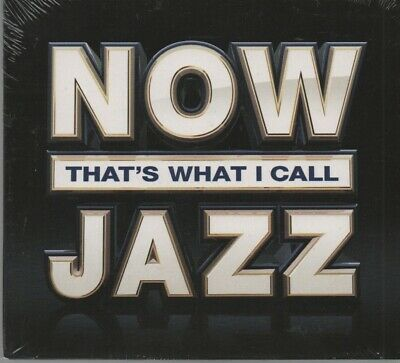 Now That's What I Call Jazz 2018 63 tracks on 3cds, Sony New/Sealed