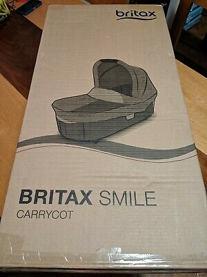 Britax Smile Carrycot Red