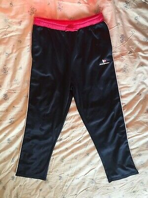 Girls Donnay Running Sports Bottoms Trousers Age 13