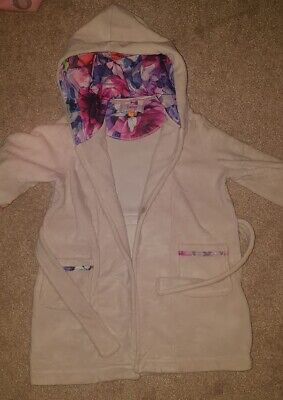 girls ted baker dressing gown Age 2-3 pink