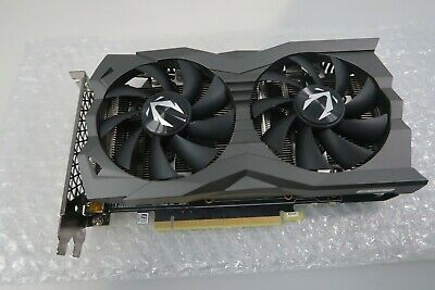 Zotac Gaming GeForce RTX 2060 Twin Fan 6GB GDDR6 192-bit Gaming Graphics Card