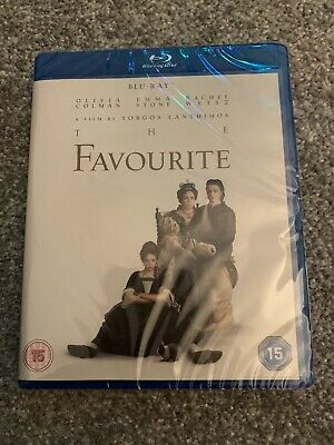 The Favourite [2019] (Blu-ray) Brand New And Sealed