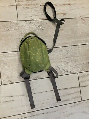 Little Life Turtle backpack with reins