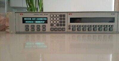 BTS  Phillips CONTROL PANEL CP3000 CP3010
