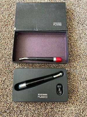 Vintage SS White Pennwalt FLAIRE HandPiece with Access Head & Papers