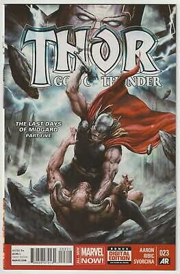 Thor God of Thunder (2014) #23 - Jason Aaron - Marvel