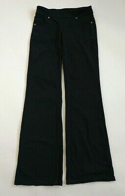 ATHLETA Black Workout Yoga Bettona Classic Pants ~ Women's XS X-Small