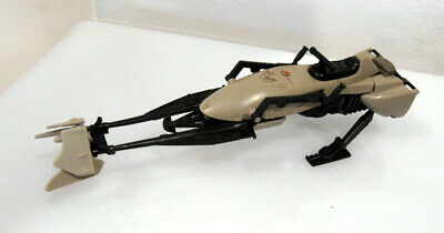 Star Wars Return of the Jedi ROTJ Speeder Bike Vehicle 1983 Taiwan Vintage Rare