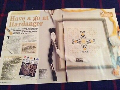 Jane Greenoff's Have A Go At Hardanger