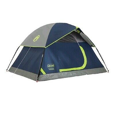 2 Person Camping Tent Waterproof Outdoor Hiking Shelter Easy Setup Rain Cover...