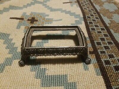 Fb Rogers Silver Co. 1178 Stand Tray Base