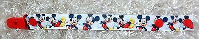 Mickey Mouse baby dummy clip