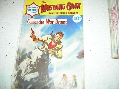 Western Picture Library (Pearson's Libraries) Consecutive Nos.01 - 40
