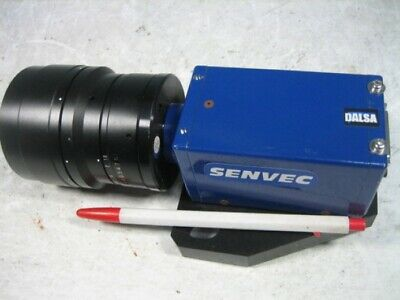 [Used] DALSA /  SENVEC CD51-300 / CCD CAMERA, LENS
