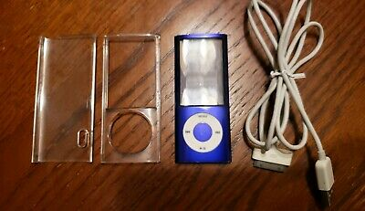 People iPod Nano (A1320) 5th Gen 16gb w/USB