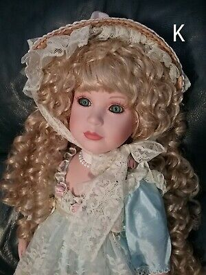 BEATRICE by HILLVIEW LANE  Porcelain doll