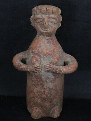 Ancient Teracotta Idol Figure Indus Valley 1000 BC No Reserve #iK440
