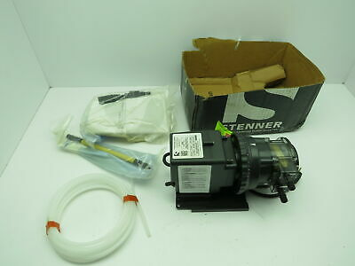 Stenner Pump 85M5, 85MJL5A2STAA,Adjustable 25 psi/1.72 bar 120v,85 gpm/321.8 lpd