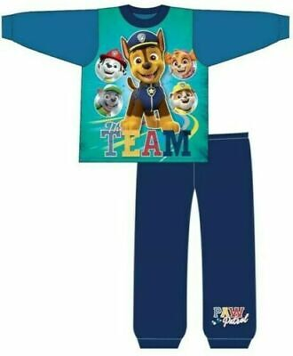 Boys Kids PAW Patrol Pyjamas Size Age 18 Months to 5 Years Official. New
