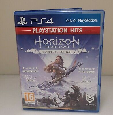 Horizon Zero Dawn Complete  Sony Playstation 4 Ps4 Brilliant Game