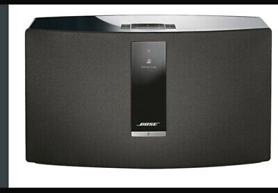 Bose SoundTouch 30 Wireless Speaker, works with Alexa, Black - Display Model
