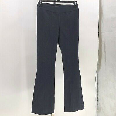 pure amici pull on pants charcoal sz S Small stretch bootcut