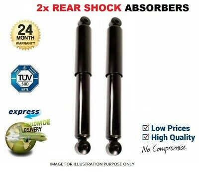 2x REAR AXLE Shock Absorbers for BMW X3 xDrive 20d 2008-2010