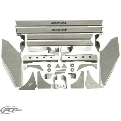 RT Pro RTP5501805 Heavy Duty Weld-In Gusset Kit For Polaris RZR XP 900