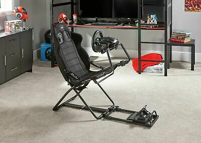 New other  X-Rocker XR Circuit Racing Gaming Chair -GO82.