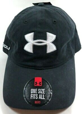 Under Armour Adjustable Golf Hat - Brand New With Tags