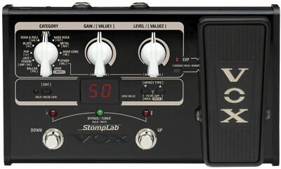 VOX StompLab IIG Multi-Effects Guitar Effect Pedal