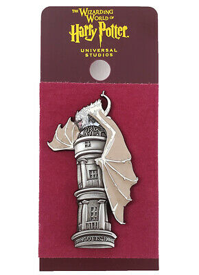 Wizarding World of Harry Potter Trading Pin Gringotts Wizarding Bank w/ Dragon