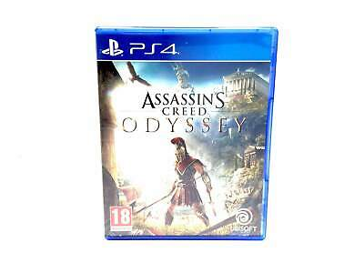 Juego Ps4 Assassins Creed Odyssey Ps4 5483632