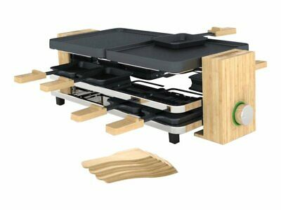 Princess Raclette Pure Raclette/grill/griddle 1200 W 01.162910.01.001