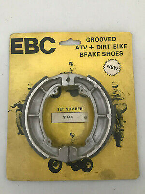 Ebc Brake Shoes -704G-Kawasaki-Ke-Kdx-Kl-Klr-Klx
