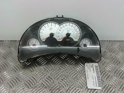 Instrument Cluster VAUXHALL CORSA 2002 1199 Petrol 999999 Miles