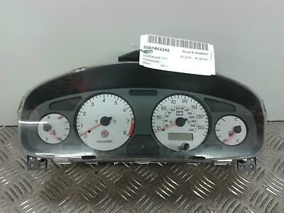 Instrument Cluster MG ZS 2004 1589 Petrol 999999 Miles